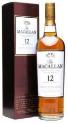 THE MACALLAN 12 Years Sherry Oak Whiskey 0,7L 43%
