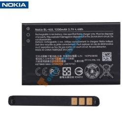 Utángyártott Nokia Li-Ion 1200 mAh BL-4UL