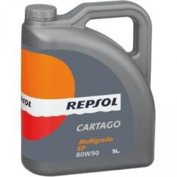 Repsol Cartago Multigrado EP 80W-90 (208L)