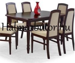 HALMAR Arnold étkezőasztal (Furnér)