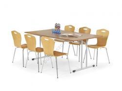 HALMAR Gordon összecsukható étkezőasztal 180x100cm