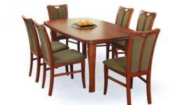 HALMAR Filip étkezőasztal 160/200cm