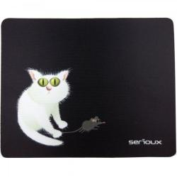 Serioux Cat and mice (MSP02)