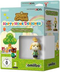 Nintendo Animal Crossing Happy Home Designer [Isabelle Amiibo Bundle] (3DS)