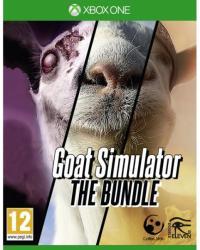 Koch Media Goat Simulator [The Bundle] (Xbox One)