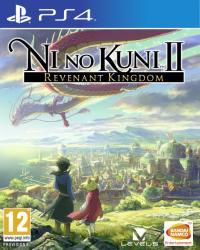 Namco Bandai Ni No Kuni II Revenant Kingdom (PS4)