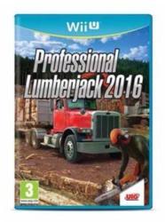 UIG Entertainment Professional Lumberjack 2016 (Wii U)