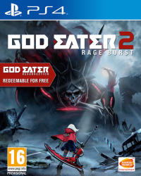 Namco Bandai God Eater Resurrection + God Eater 2 Rage Burst (PS4)