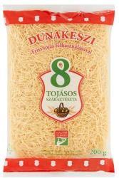 Dunakeszi Cérnametélt száraztészta 200g - 8 tojásos