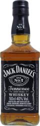 Jack Daniel's Black Label Tennessee No. 7 Whiskey 0,5L 40%