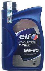 Elf Evolution 900 DID 5W30 1L