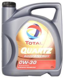 Total Quartz Energy 9000 0W-30 4L