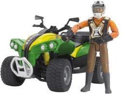 BRUDER ATV cu sofer (63000)