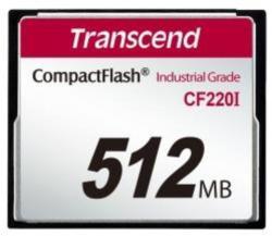 Transcend Industrial CF 512MB TS512MCF220I
