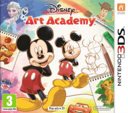 Nintendo Disney Art Academy (3DS)