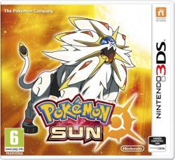 Nintendo Pokémon Sun (3DS)