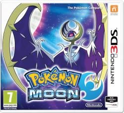 Nintendo Pokémon Moon (3DS)
