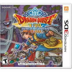 Nintendo Dragon Quest VIII The Journey of the Cursed King (3DS)