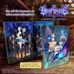 Atlus Odin Sphere Leifthrasir [Storybook Edition] (PS4)