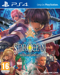Square Enix Star Ocean Integrity and Faithlessness (PS4)