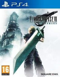Square Enix Final Fantasy VII Remake (PS4)
