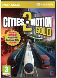 Paradox Cities in Motion 2 Gold (PC)