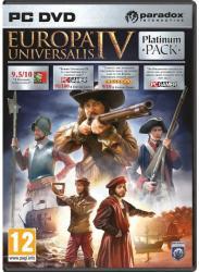 Paradox Europa Universalis IV [Platinum Pack] (PC)