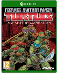 Activision Teenage Mutant Ninja Turtles Mutants in Manhattan (Xbox One)