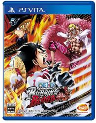 Namco Bandai One Piece Burning Blood (PS Vita)