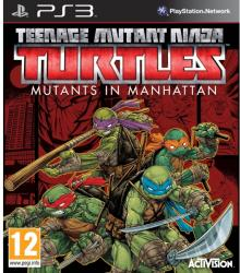 Activision Teenage Mutant Ninja Turtles Mutants in Manhattan (PS3)