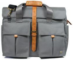 PKG Full Briefcase Messenger Bag 15 PKG-LB07-15