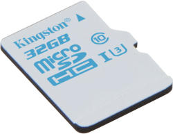 Kingston microSDHC 32GB Action UHS-I U3 SDCAC/32GBSP