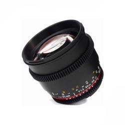 Samyang 85mm T1.5 VDSLR II (Nikon)