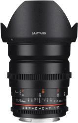 Samyang 24mm T1.5 VDSLR ED AS IF UMC II (Sony E)