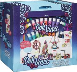Hasbro Play-Doh: DohVinci - Lógó dekoráció készlet