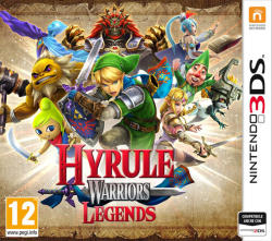 Nintendo Hyrule Warriors Legends (3DS)
