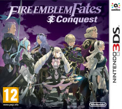 Nintendo Fire Emblem Fates Conquest (3DS)