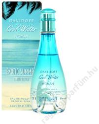 Davidoff Cool Water Woman Exotic Summer (Limited Edition) EDT 100ml