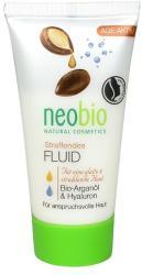 Neobio Feszesítő arcápoló fluid - BIO Argánolajjal és Hialuronsavval 30ml