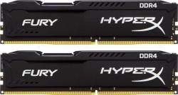 Kingston HyperX FURY 16GB (2x8GB) DDR4 2400MHz HX424C15FB2K2/16