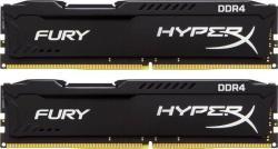 Kingston HyperX FURY 16GB (2x8GB) DDR4 2400MHz HX424C15FB2K2/16