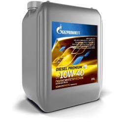 Gazprom Neft Diesel Premium 10W-40 (20L)