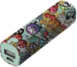 Trust Tag PowerStick Portable Charger 2600 Graffiti (2086)
