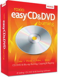 Corel Easy CD & DVD Burning 220810EU