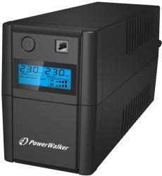 PowerWalker VI 650 SE LCD IEC (10120091)