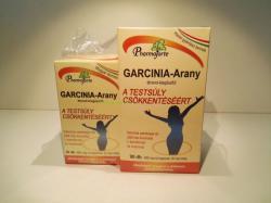 Pharmaforte Garcinia-Arany kapszula - 120 db