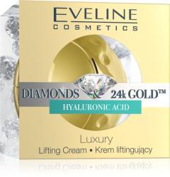 Eveline Diamonds & 24k Gold luxus lifting krém 50ml