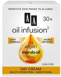 AA Oil Infusion2 30+ intenzív hidratáló, bőrkisimító nappali arckrém UVA/UVB 50ml