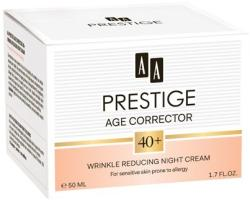 AA Prestige Age Corrector 40+ ránctalanító éjszakai arckrém 50ml