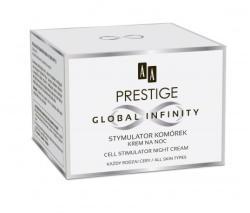 AA Prestige Global Infinity sejtstimuláló éjszakai arckrém minden bőrtípusra 50ml